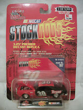 Racing Champions BRUAN '68 FIREBIRD rouge pontiac STOCK RODS #187 - Z042