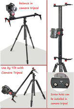 Camera Track Dolly Slider Video Stabilizer Stabilization Rail System Fast Ship