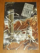 Plastic Forks Book 1 by Ted McKeever Epic Comics (Paperback 1990)