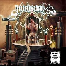 HORISONT - About Time (NEW*LIM.BLACK V.*SWE HARD ROCK*GRAVEYARD*THIN LIZZY*RUSH)