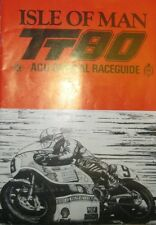 *  TT Tourist Trophy - Isle of Man  - Official Race - Guide 1980  *