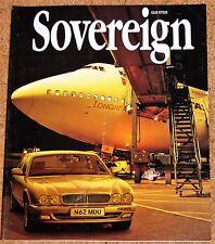 Jaguar sovereign magazine 15 oct 1995-les 60 premières années de jaguar