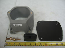 """Phillips STA-DRY Single cavity nosebox kit, 3 1/2"""" deep with gasket P/N 16-775"""