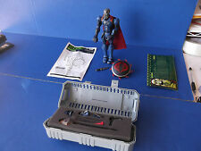 "2005 Gi Joe Sigma 6 ""COBRA COMMANDER"" LEADER   ""LOOSE"" 8.5""IN"
