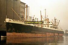 mc2647 - Royal Mail Cargo Ship - Deseado - photo 6x4