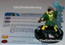 WEATHER WIZARD #FF004 The Flash Fast Forces The Rogues DC HeroClix