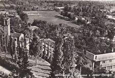 # SPILIMBERGO: L'ANCONA E IL CAMPO SPORTIVO  - 1958