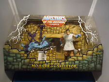 MOTU MOTUC Masters of the universe MO-LARR VS SKELETOR  mip