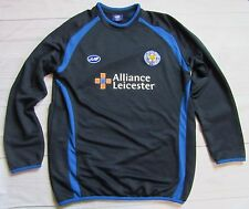 LEICESTER CITY Training sweatshirt JJB 2006-2007 The Foxes  men adult SIZE S/M