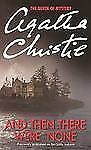 And Then There Were None by Agatha Christie (2001, Hardcover, Prebound)