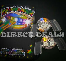 12 PC LIGHT UP LED FLASHING MOUTH PIECE MULTI COLOR RAVE EDC PARTY FAVORS STROBE