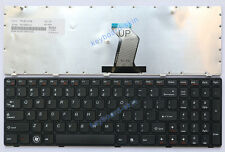 New for IBM Lenovo IdeaPad G580 G580A G585 laptop Keyboard 25206689 V1170202NS2