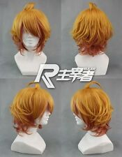 UTA NO PRINCE SAMA Shinomiya Natsuki Short multi Color Cosplay Wig + FREE Cap