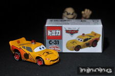 TOMICA C-31 Lightning McQueen Fire Fighter Patrol CARS Rescue (Japan ver.)