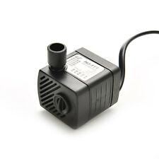 Submersible Water Pump Aquarium Pond Fish Powerhead Fountain Hydroponic JB
