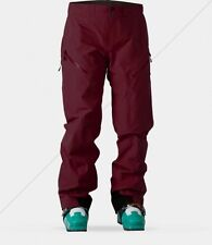 2016 NWT WOMENS SWEET PROTECTION SALVATION PANTS M $426 ron red goretex snowpant