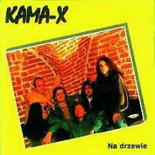 KAMA X - NA DRZEWIE (1992) RARE POLISH HARD ROCK NEW