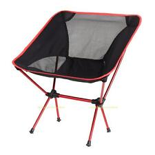 Portable Chair Folding Seat Stool Fishing Camping Hiking Garden Beach Folding