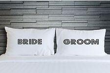 Federe Sposa e Camera da letto Biancheria Adulti Novità Regalo Di Nozze WSD754
