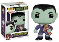 FUNKO POP TELEVISION THE MUNSTERS EDDIE MUNSTER #199 NEW IN shelf worn BOX #4247