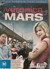 Veronica Mars The Complete Season One 6-Disc Set Region 4 DVD VGC