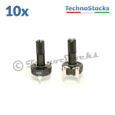10x Potenziometro PT15 100K Monogiro Lineare Trimmer - Linear Potentiometers