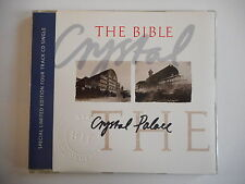 THE BIBLE : CRYSTAL PALACE [ CD-MAXI PORT GRATUIT ]