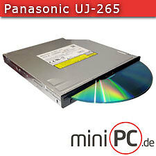 Panasonic UJ-265 Slot-In Blu-Ray DVD Brenner