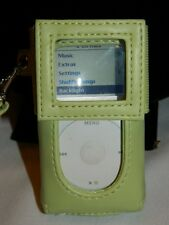 Scojo Clarifeye Leather Ipod Case w/Magnifying Viewer & detachable Neck Chord
