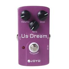 JOYO JF-34 US Dream Distortion Guitar Effect Pedal True Bypass ~ A3J4