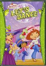 Strawberry Shortcake - Let's Dance (DVD, 2007, Checkpoint; Sensormatic; Pan a...