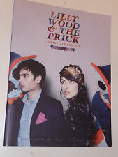 LILLY WOOD & THE PRICK piano INVINCIBLE FRIENDS PARTITION sheet music SONGBOOK
