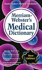 Merriam-Webster's Medical Dictionary by Merriam Webster (2016, Paperback, New...