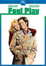 Foul Play (DVD, 2013) Chevy Chase Goldie Hawn NEW