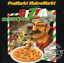 PIZZA CONNECTION 1  PC  CD Version des Klassikers kpl. Deutsch