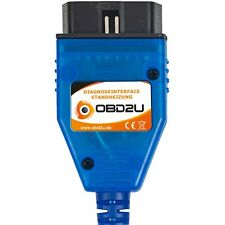 OBD2U Diagnose-Interface Standheizung inkl. Software für Webasto & Eberspächer
