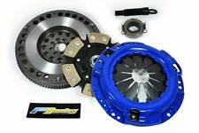 FX STAGE 3 CLUTCH KIT+CHROMOLY FLYWHEEL 88-89 TOYOTA COROLLA GTS FWD 1.6L 4AGE