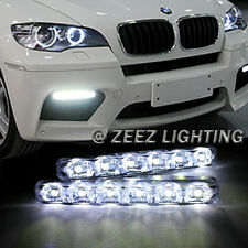 Super Bright 6 LED Daytime Running Light DRL Daylight Kit Fog Driving Lights C14