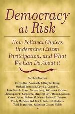 Democracy at Risk: Toward a Political Science of Citizenship-ExLibrary