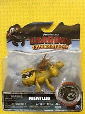 HOW TO TRAIN YOUR DRAGON RACE TO THE EDGE GRONCKLE MEATLUG LEGENDS LARGE FIGURE