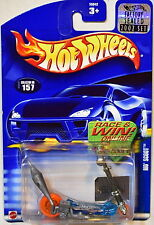 HOT WHEELS 2002 MO' SCOOT #157 FACTORY SEALED