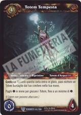 ¬ WOW TCG TEMPEST TOTEM TEMPESTA 84/220 WAR OF THE ELEMENTS ITALIANO