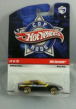 Hot Wheels Cop Rods '80 Corvette  (with protector )
