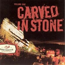Red Rocks, Vol. 1: Carved in Stone by Various Artists (CD, Nov-2005, Outlook)