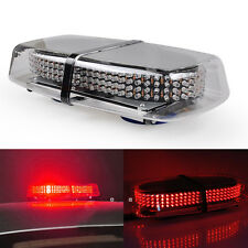 NEWEST 2017 Red 240 LED Light Bar Truck Strobe Warning Lamp Super Bright Lights