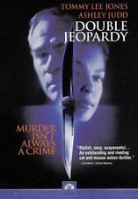 Double Jeopardy  DVD Ashley Judd, Tommy Lee Jones, Bruce Greenwood, Benjamin Wei