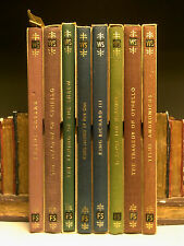 William Shakespeare - FOLIO SOCIETY - 8 Books Collection