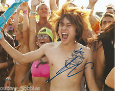 Justin Chon 21 and Over Autographed Signed 8x10 Photo COA