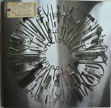 CARCASS   SURGICAL STEEL   GREEN VINYL  NUCLEAR BLAST US  EXKLUSIVE  VIP