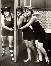 Mack Sennett 1920s Bathing Beauties Pin-up Girls Poster Print Silent Film Photo